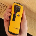 The most compact meter, fit for professionals and hobbyists, can measure different building material