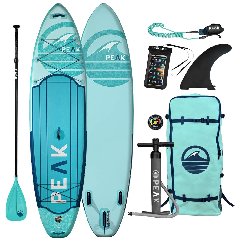 Peak 11' Expedition | Inflatable Stand Up Paddle Board