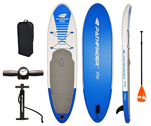 best inflatable stand up paddle board reviews