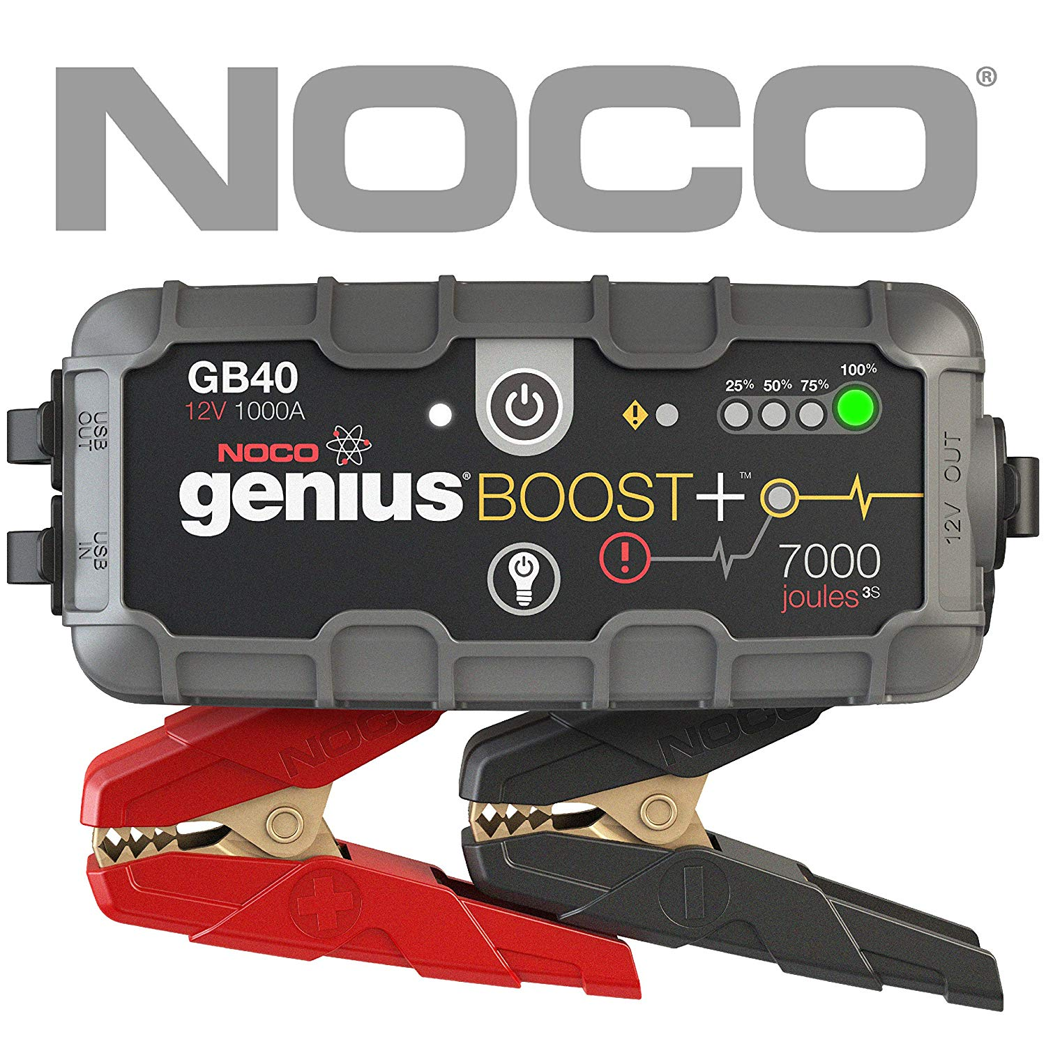 Best portable lithium jump starter