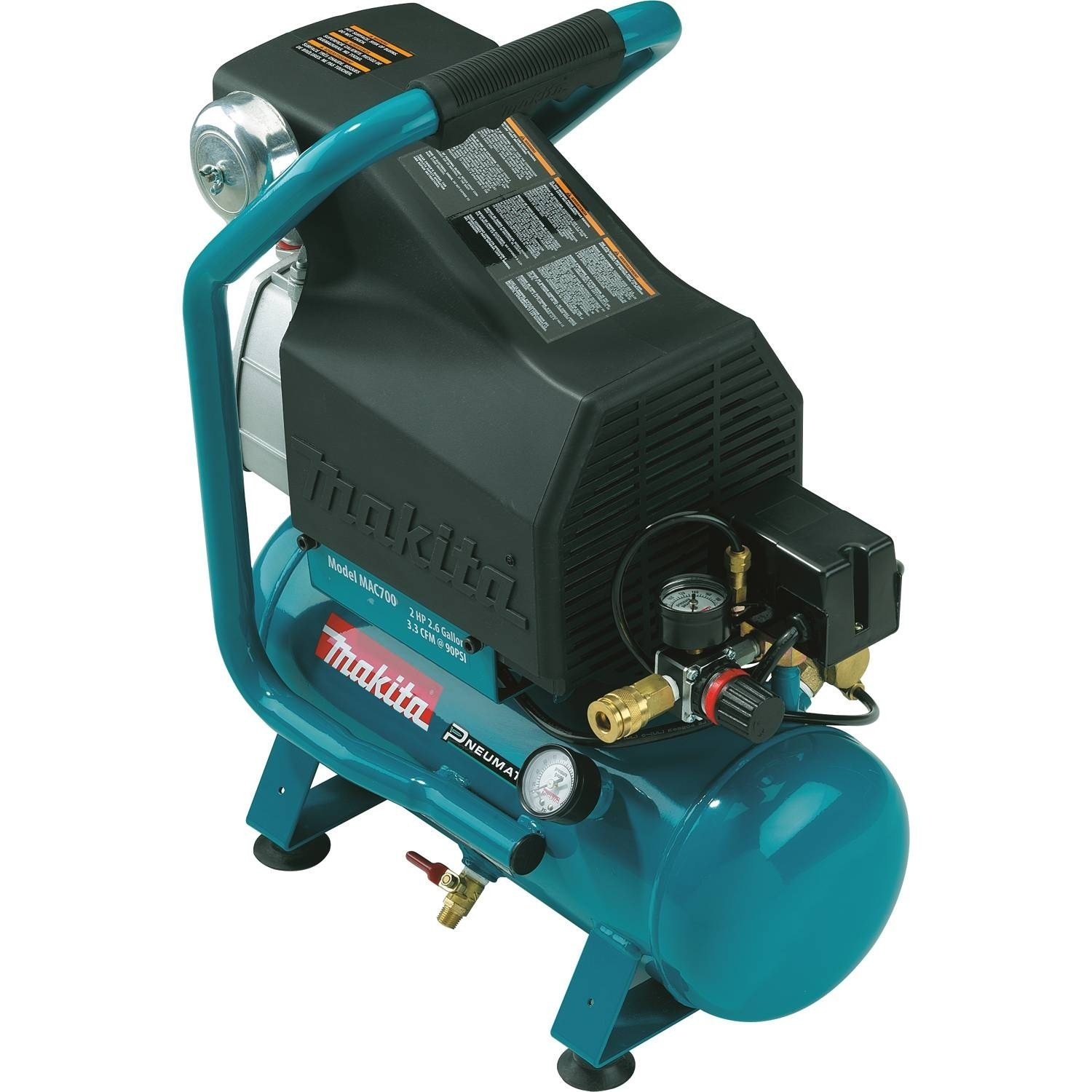 Best oil-lubricated air compressor for home garage