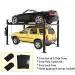 Best 4 post car lifts