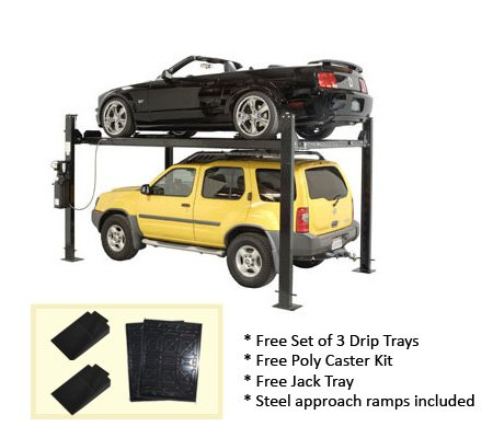 Best 4 post car lifts