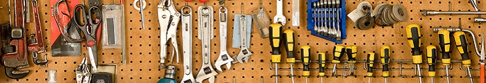 Garage Bible - everything you need know about garage equipment